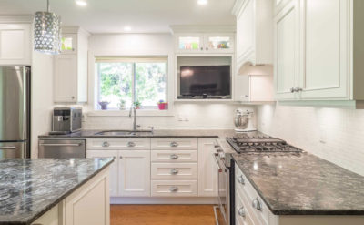 Victoria kitchen remodel