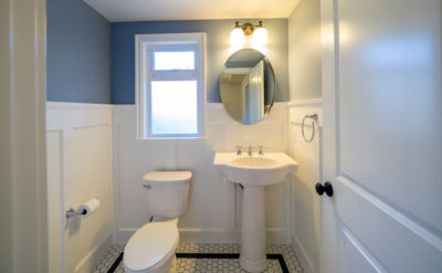Victoria bathroom renovation