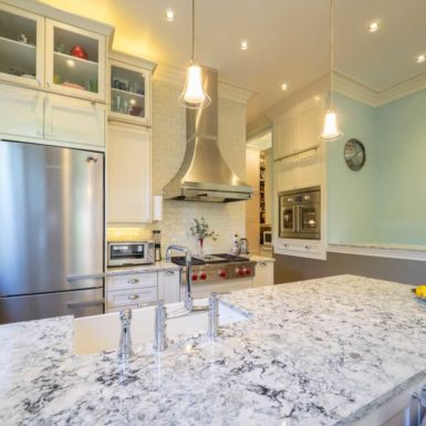Custom Victoria Kitchens